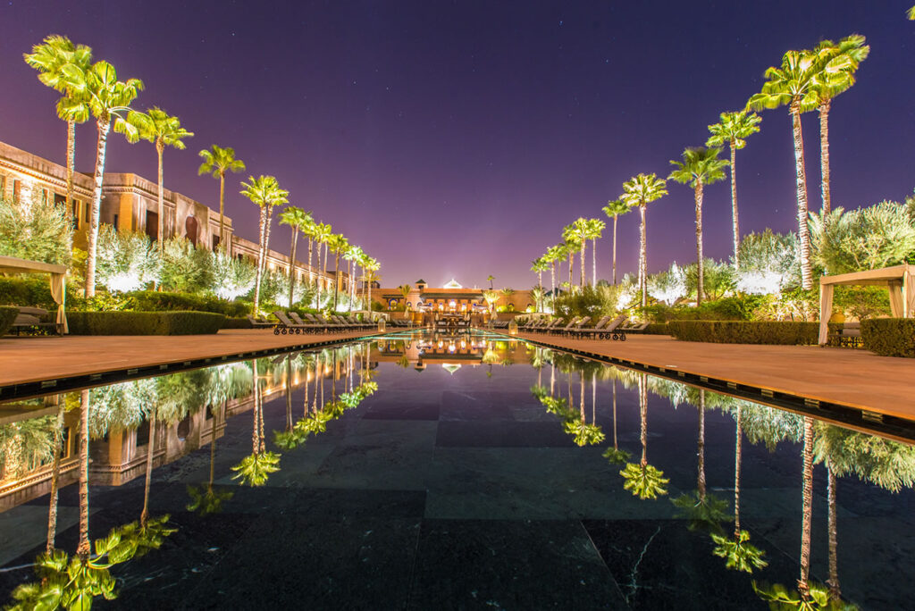 Selman Marrakech: 5-star Luxury Hotel