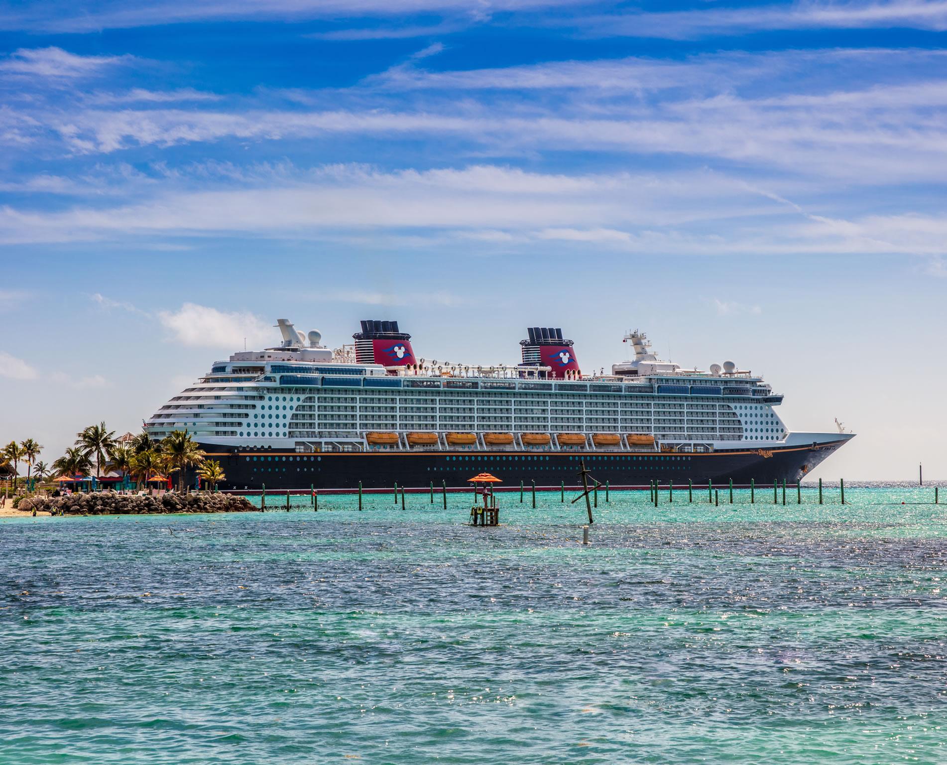 Disney Dream Disney Cruise Line Ryan Ranahan