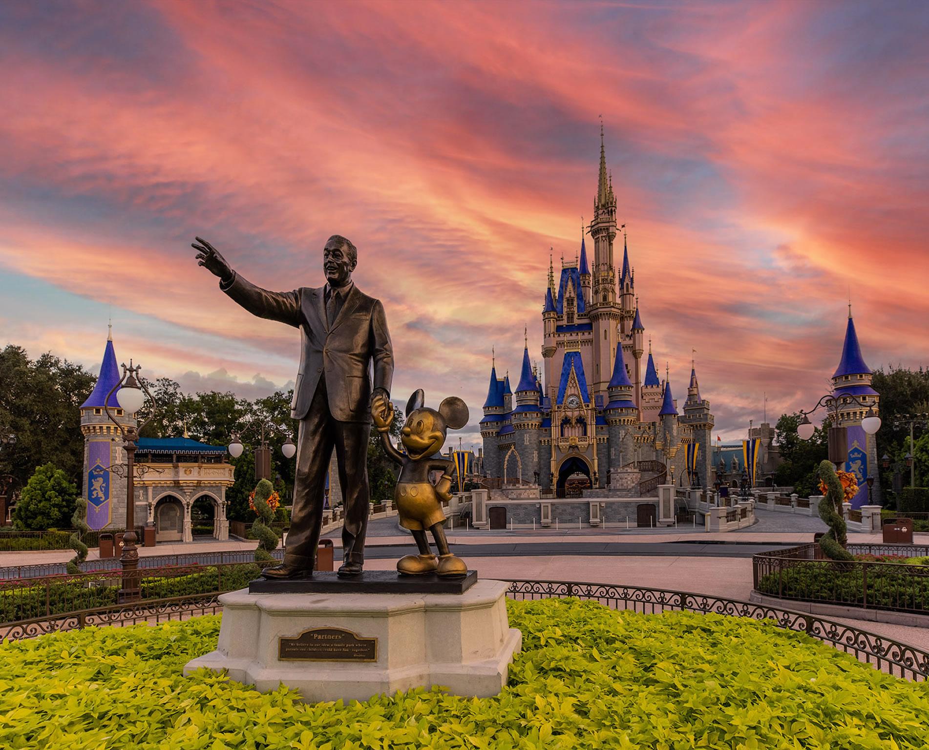 Cinderella's Castle Ryan Ranahan